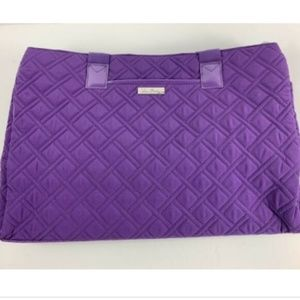 Vera Bradley Preppy Poly Triple Tote Bag for Women